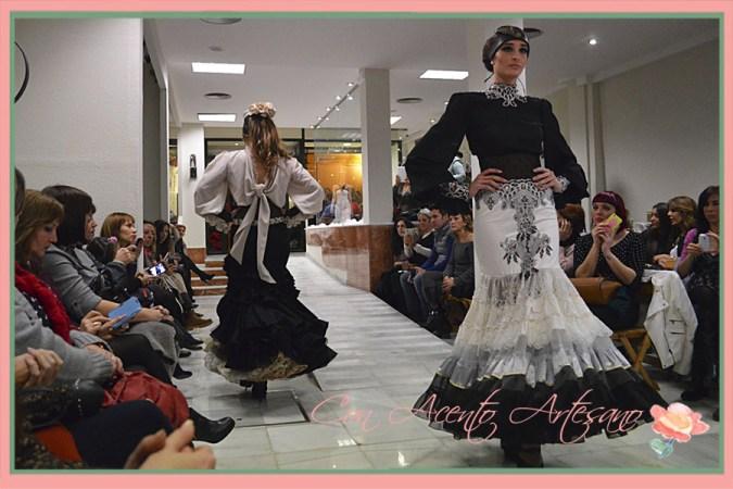 Trajes de flamenca 2015 Coleccion Quelle Coco! de Rosalia Zahino