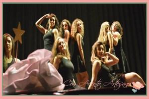 Alumnos de Danza Contemporánea