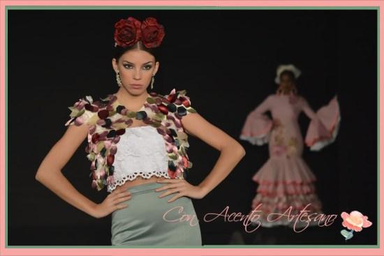 Presentacion finalistas III Certamen diseñadores noveles de moda flamenca We Love Flamenco 2016