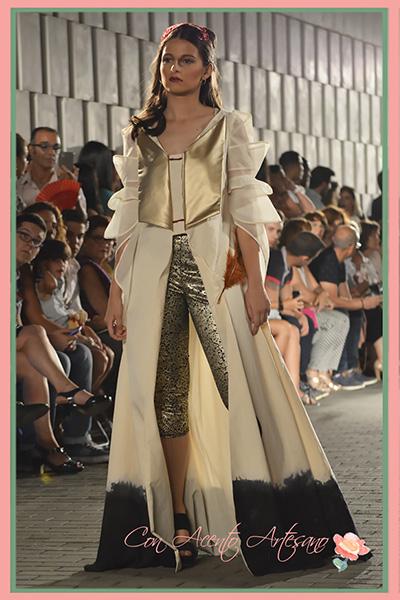 Marisa Lara en 400 Cervantes: El hombre de moda