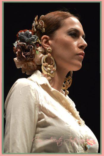 Complementos flamenca de Trinitrán en SIMOF 2016