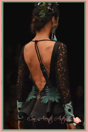 Espaldas flamencas de Francisco Tamaral