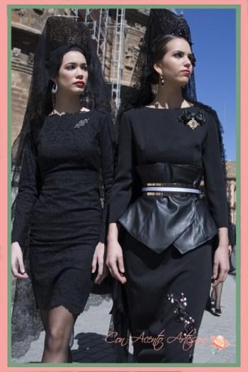 Nuevas propuestas para vestir de mantilla en Semana Santa