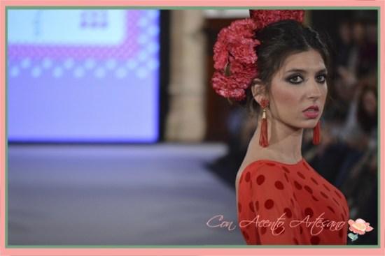 Caléndula de Carmen Acedo en We Love Flamenco 2018