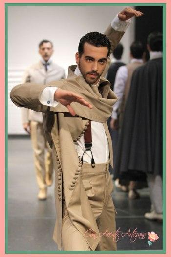 Trajes de chaqueta de Oteyza en la MBFWMadrid