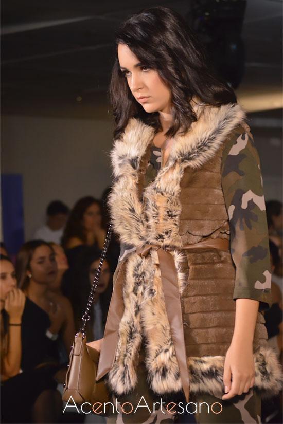 Almatrichi en un desfile de una edición anterior de New Models