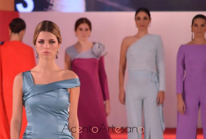 Nueva colección de invitadas y novias de Belyca en la Feria de la Moda