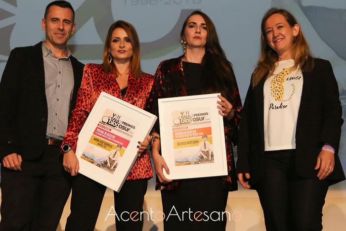 Premiados en la categoría de Moda