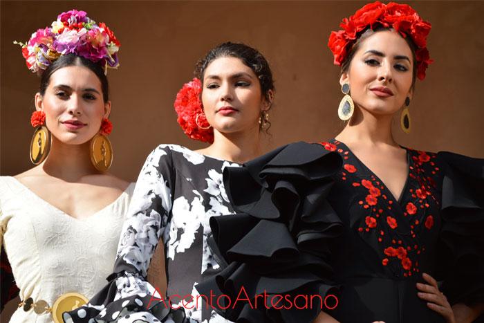 Diseños de Sonibel, Pilar Vera y Ángeles Gálvez