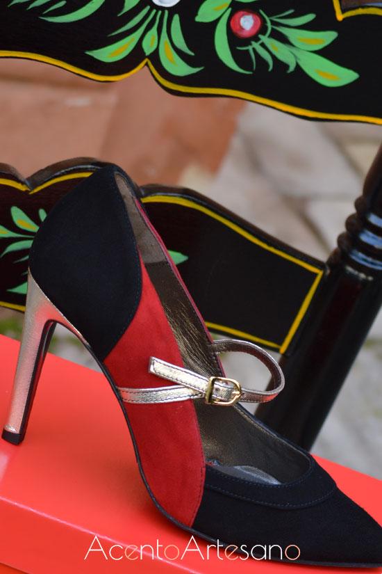 Zapato oficial SIMOF 2019 de Bea Madrid Shoes