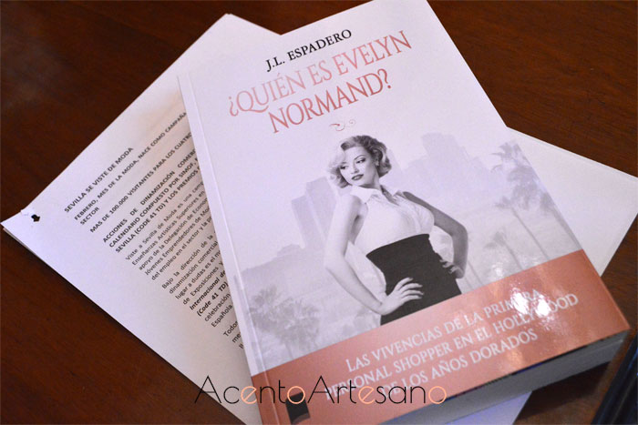 Libro 'Quién es Evelun Normand' de José Luuis Espader