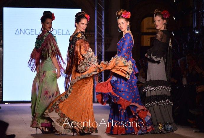 Colección Colibrí de Ángela y Adela en WLF19