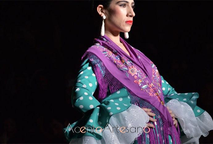Colección Calle Castilla de Carmen Acedo en We Love Flamenco 2019
