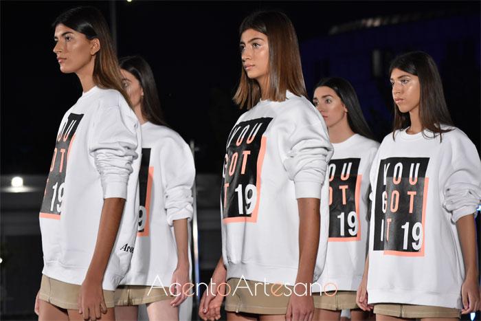 You got it es el lema del concurso de modelos Got Doble Erre Models