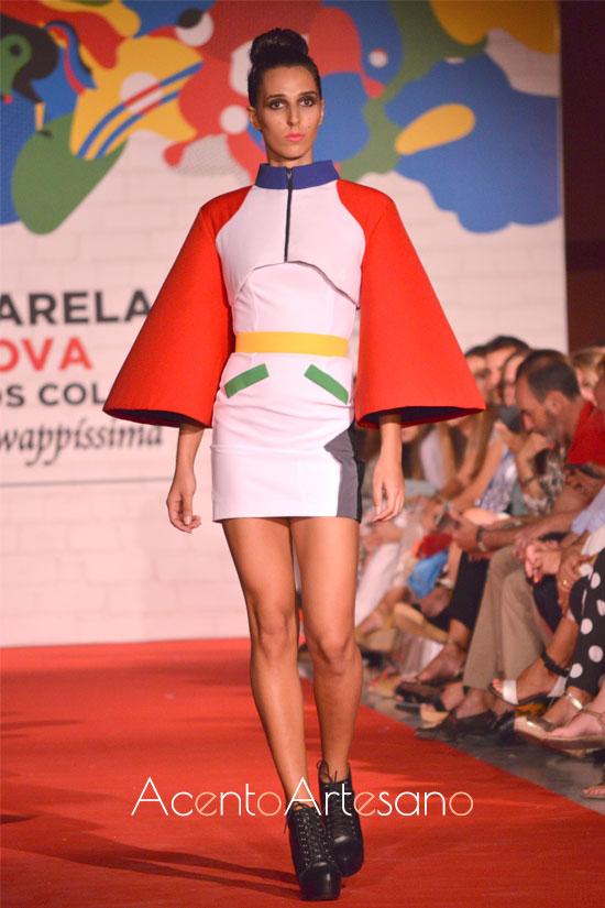 Diseño de Adrián Mesa segundo premio primera edición Pasarela Innova by Wappíssima