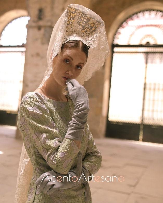 Madrina de Ángela Campos para SIQ, Handcraft & Fashion