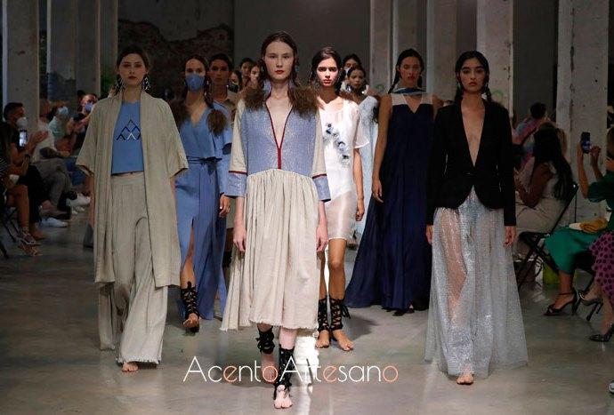 El slow fashion de Pilar Dalbat en MBFWMadrid