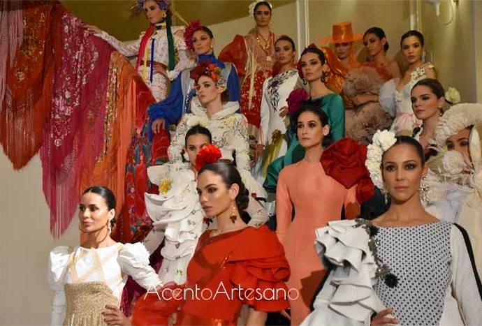 Abril, mes de la moda flamenca en Sevilla