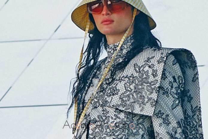 Estilo Hippie de Palomo Spain en la Paris Fashion Week