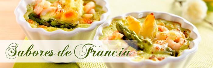 Un repaso a Francia y a la cocina francesa tradicional