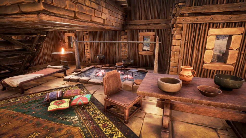 Update 26  All new traps and placeables  Conan Exiles