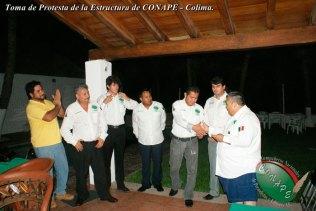 Toma de Protesta de CONAPE - Colima (100)