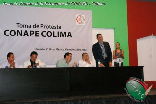 Toma de Protesta de CONAPE - Colima (12)
