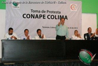 Toma de Protesta de CONAPE - Colima (13)
