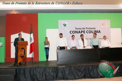 Toma de Protesta de CONAPE - Colima (65)