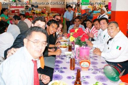Tercera Asamblea Ordinaria de CONAPE, Acatlán de Osorio, Puebla (12)