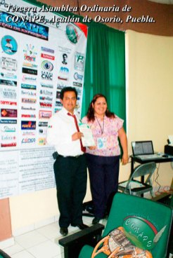 Tercera Asamblea Ordinaria de CONAPE, Acatlán de Osorio, Puebla (138)