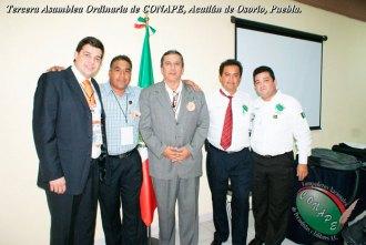 Tercera Asamblea Ordinaria de CONAPE, Acatlán de Osorio, Puebla (176)