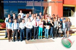 Tercera Asamblea Ordinaria de CONAPE, Acatlán de Osorio, Puebla (186)