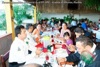 Tercera Asamblea Ordinaria de CONAPE, Acatlán de Osorio, Puebla (187)