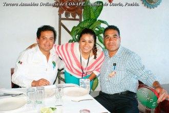 Tercera Asamblea Ordinaria de CONAPE, Acatlán de Osorio, Puebla (195)