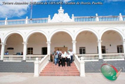 Tercera Asamblea Ordinaria de CONAPE, Acatlán de Osorio, Puebla (209)