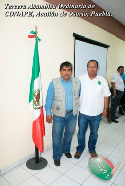 Tercera Asamblea Ordinaria de CONAPE, Acatlán de Osorio, Puebla (244)