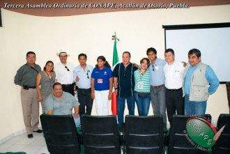 Tercera Asamblea Ordinaria de CONAPE, Acatlán de Osorio, Puebla (248)