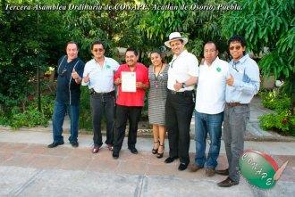 Tercera Asamblea Ordinaria de CONAPE, Acatlán de Osorio, Puebla (284)