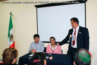 Tercera Asamblea Ordinaria de CONAPE, Acatlán de Osorio, Puebla (49)