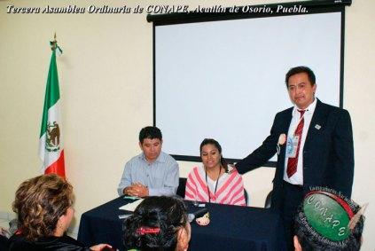 Tercera Asamblea Ordinaria de CONAPE, Acatlán de Osorio, Puebla (50)
