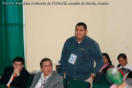 Tercera Asamblea Ordinaria de CONAPE, Acatlán de Osorio, Puebla (81)