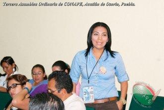 Tercera Asamblea Ordinaria de CONAPE, Acatlán de Osorio, Puebla (87)