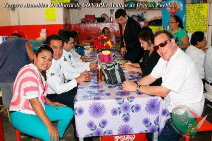 Tercera Asamblea Ordinaria de CONAPE, Acatlán de Osorio, Puebla (9)