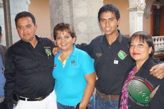 TOMA DE PROTESTA CONAPE - OAXACA 25 DE ENERO DEL 2014 (73)