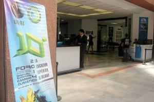 Durante tres días expertos en cambio climático y desarrollo sustentable compartieron sus conocimientos en el 10º Foro Internacional Ciudad de México, Desarrollo Sustentable y Cambio Climático, cleebrado en las instalaciones de la Rectoría de la UAM.