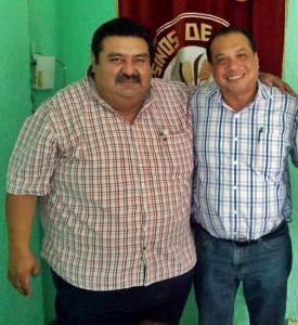 Felipe-Orozco-Rodas-y-Lino-Velasquez-lideres-de-la-CNC-Oaxaca