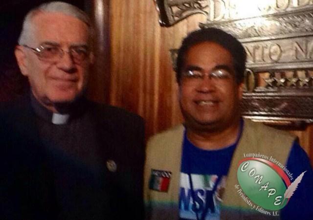 El sombrero charro que porta el Papa Francisco 3