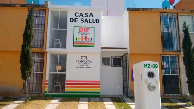 INFONAVIT-clausura-Casa-de-Salud-recién-inaugurada-en-Almoloya-de-Juárez