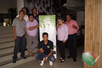 CONAPE fomenta la unión del gremio periodístico en Tabasco (1)